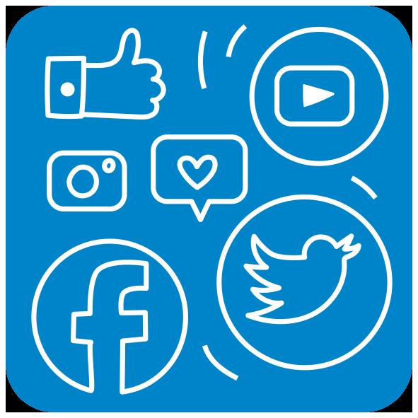 Hobbies y aficiones: cómo ayudan las redes sociales
