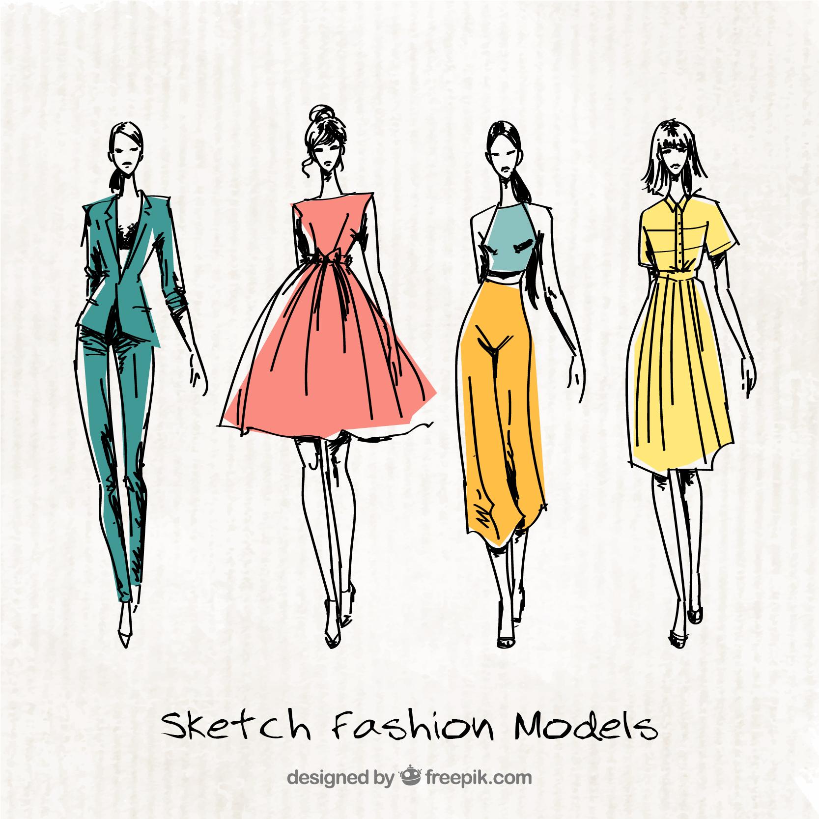 Características de diseño de moda