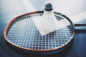 badminton hobby