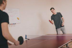 tenis de mesa hobby