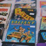 comics crear hobby