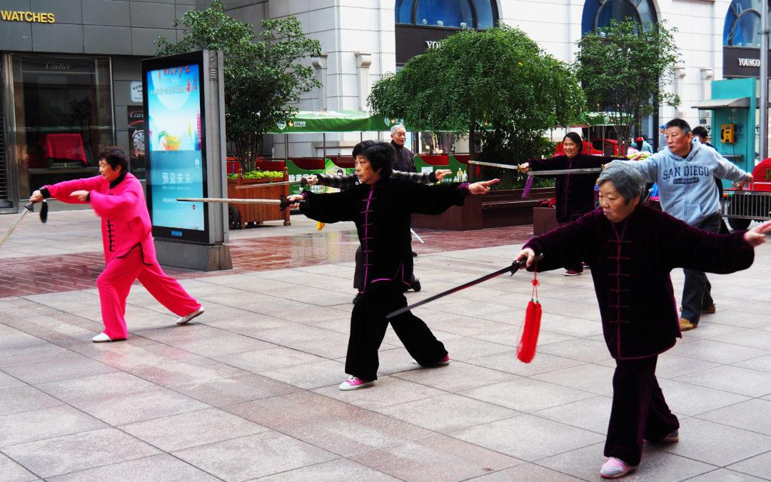 Los hobbies y aficiones en China (parte 1)