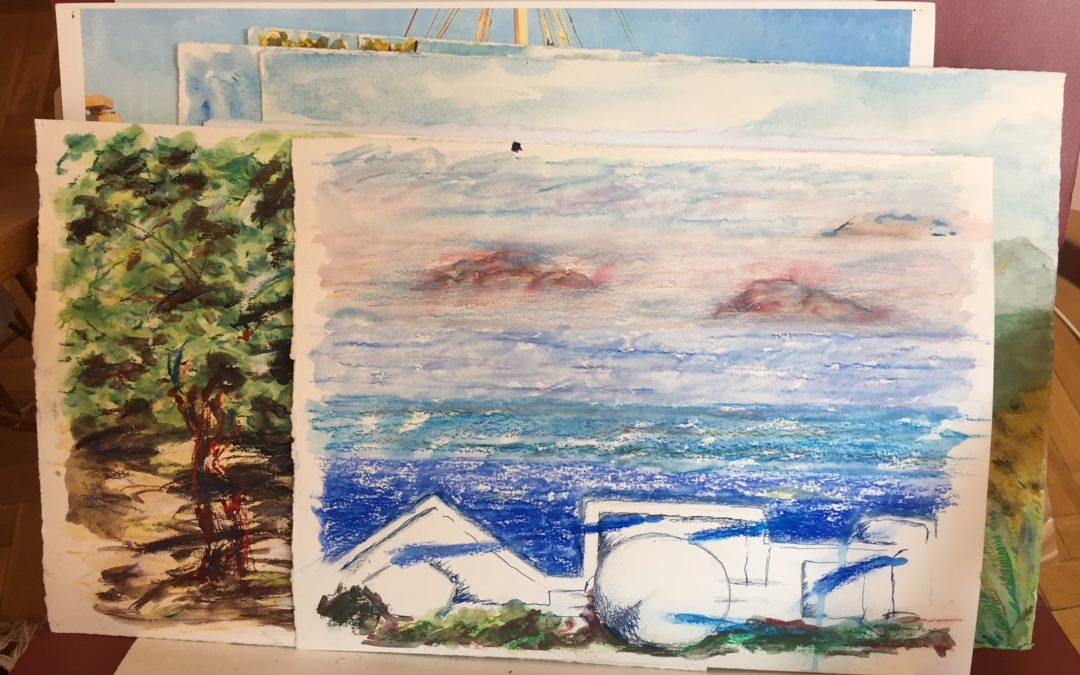 pintura y creación