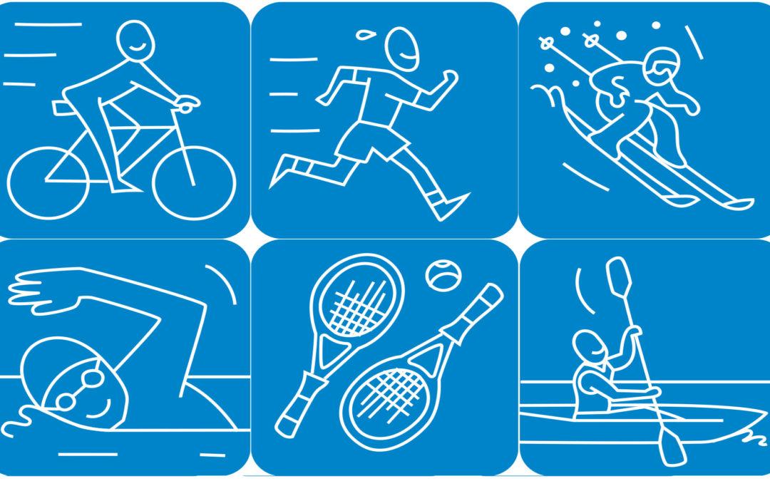 Hobbies deportivos: dónde y con quien practicarlos