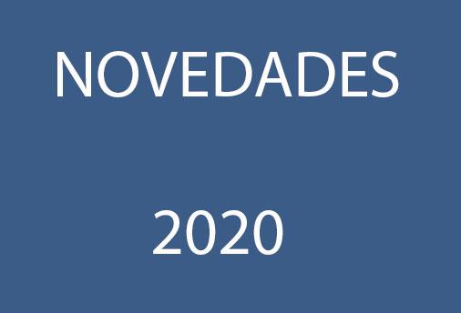 Hobbies: novedades 2020