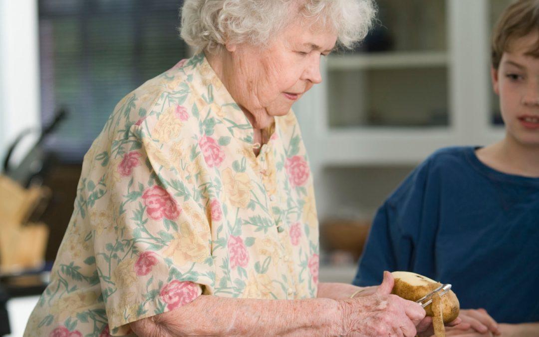 Hobbies para personas con demencia